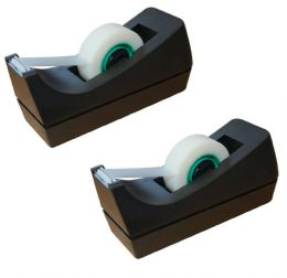 2 x 5 Star Scotch Sticky Tape Sellotape Dispenser For Rolls Up To 33m x 19mm